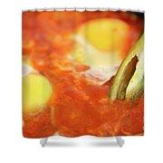 Shakshouka  Shower Curtain