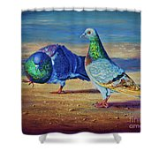 Shall We Dance? Shower Curtain