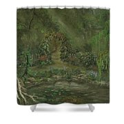 Shalott Shower Curtain