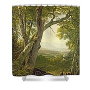 Shandaken Ridge - Kingston Shower Curtain