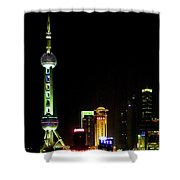 Shanghai Shower Curtain