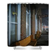 Shaniko Hotel And Cafe Shower Curtain