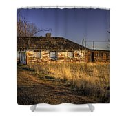 Shaniko Oregon 2 Shower Curtain