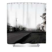 Shaniko Oregon 3 Shower Curtain