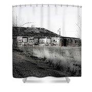 Shaniko Oregon 4 Shower Curtain