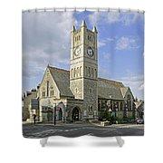 Shanklin United Reformed Church Shower Curtain