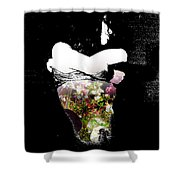 Shape Charge For Your Soul Shower Curtain