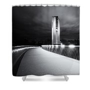 Shapely Shower Curtain