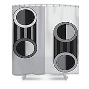 Shapeplay60 Shower Curtain