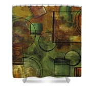 Shapes Shower Curtain