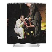Sharpton 50th Birthday Shower Curtain