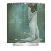 Shavata Shower Curtain
