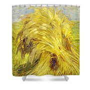 Sheaf Of Grain 1907 Shower Curtain