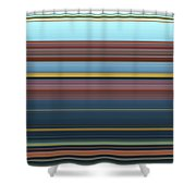 Shear39 Shower Curtain