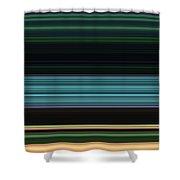 Shear41 Shower Curtain