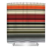 Shear55 Shower Curtain