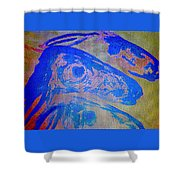 I Can Show You The Sheep World  Shower Curtain