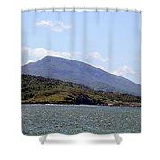 Sheepheaven  Shower Curtain
