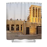 Sheikh Saeed House And Museum Shower Curtain