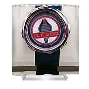 Shelby Cobra Gt 350 Ford Mustang Shower Curtain