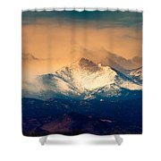 She'll Be Coming Around The Mountain Shower Curtain