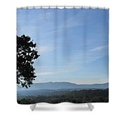 Shenandoah Valley Shower Curtain