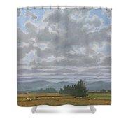 Shennandoah Sky Shower Curtain