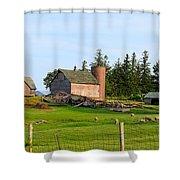 Shepard Farm Shower Curtain