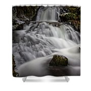 Sheperds Dell Shower Curtain