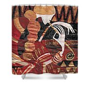 Shepherd's Song Shower Curtain