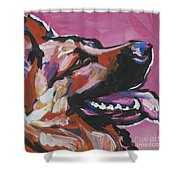 Sheppy Shower Curtain