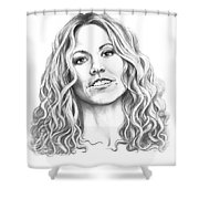 Sheryl Crow Shower Curtain