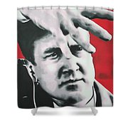 She's My Mother's Sister's Girl Shower Curtain