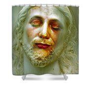 Shesus Shower Curtain
