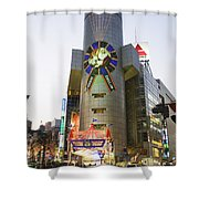 Shibuya Shower Curtain