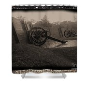 Shilo Artillery Battery Shower Curtain