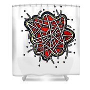 Shimstak Shower Curtain