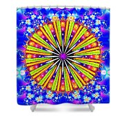 Shine And Sparkle Shower Curtain