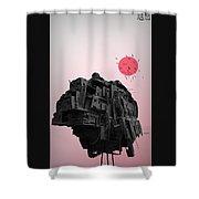 Shinigami House Shower Curtain