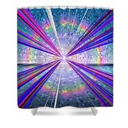 Shining Bright Shower Curtain