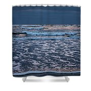 Shining Sky Shower Curtain