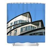 Ship-shape Shower Curtain