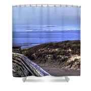 Ship To Shore Shower Curtain