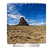 Shiprock #6 Shower Curtain