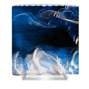 Shire Horse Shower Curtain