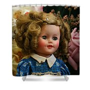 Shirley Temple Doll Shower Curtain