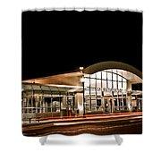 Shirlington Station Shower Curtain