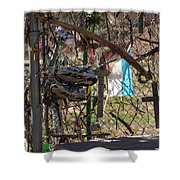 Shoes And Other Stories Shower Curtain