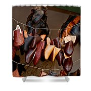 Shoes For Sale Shower Curtain