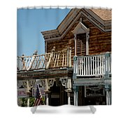 Shooting Gallery Virginia City Nv Shower Curtain